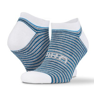 SPIRO 3-PACK MIXED STRIPE SNEAKER SOCKS